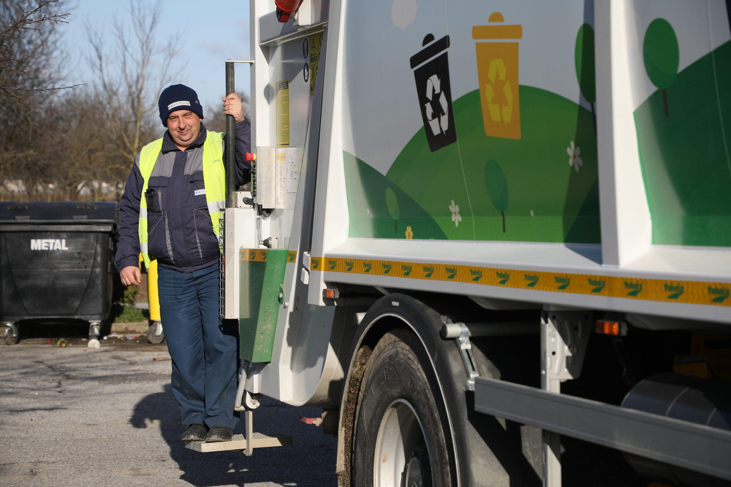 Obavijest građanima u vezi odvoza miješanog komunalnog otpada, plastike i papira