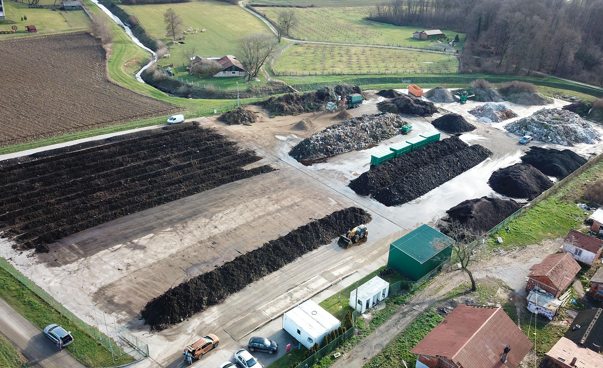 Projekt dogradnje kompostane sve je bliže realizaciji, u tijeku su posljednje provjere za dodjelu bespovratnih sredstava