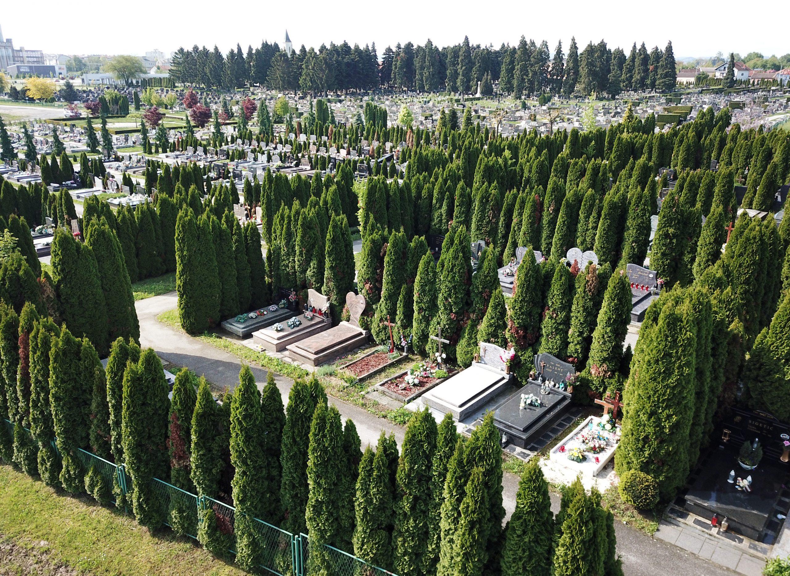 JAVNI NATJEČAJ – Gradsko groblje Pri Sv. Duhu Koprivnica
