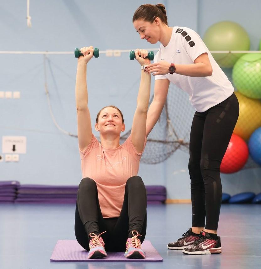 Ostanite zdravi i u formi uz online treninge Sportskog centra Cerine