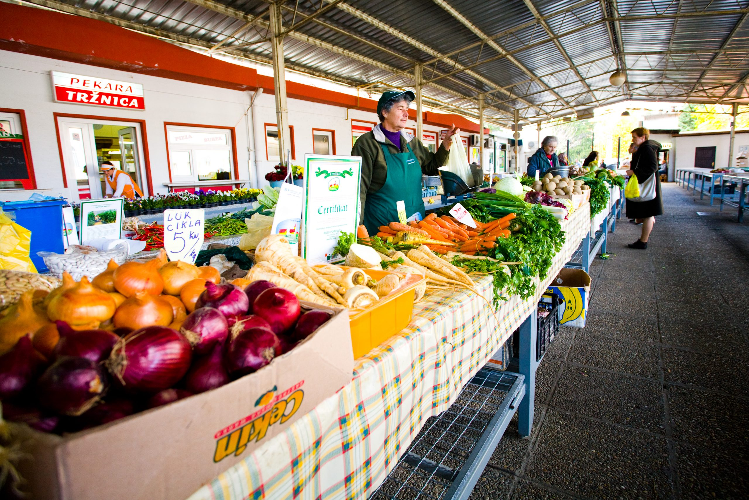 Otvoreni Javni natječaj za davanje u zakup poslovnog prostora na Gradskoj tržnici u Koprivnici