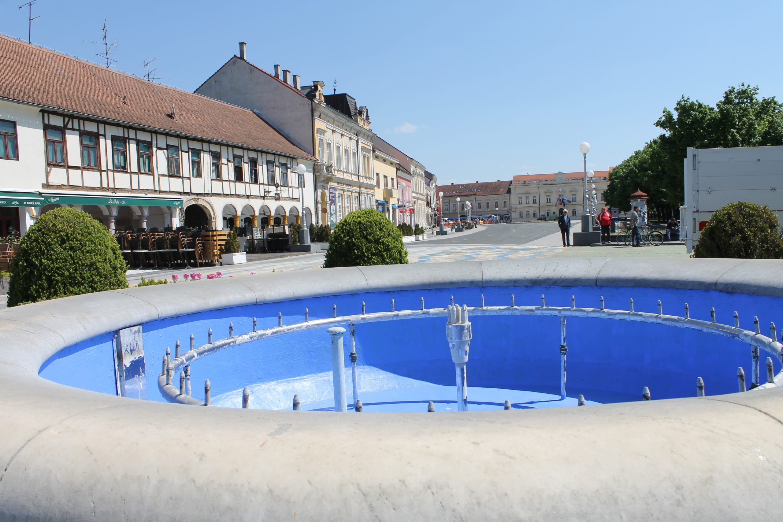 Obnovljene gradske fontane spremne za vodenu rapsodiju