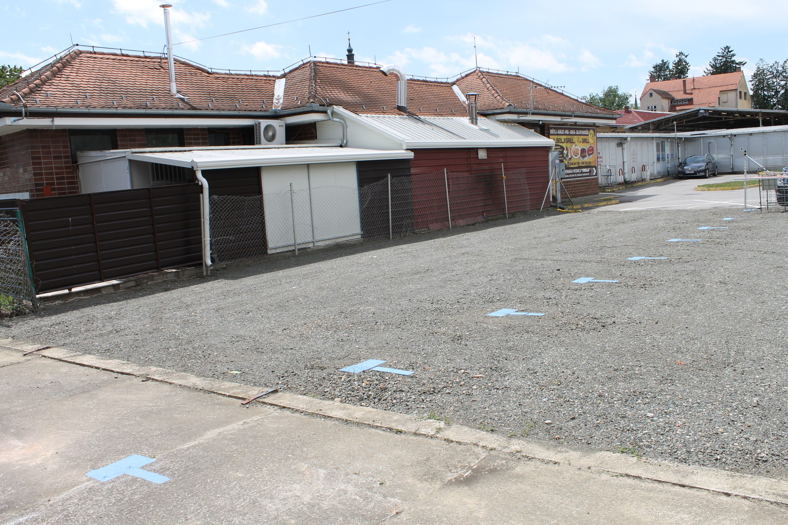 Uređena nova parking mjesta na Gradskoj tržnici