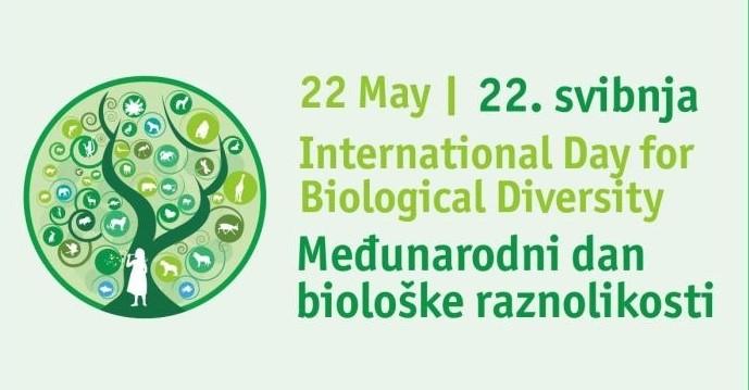 Obilježimo zajedno Međunarodni dan biološke raznolikosti