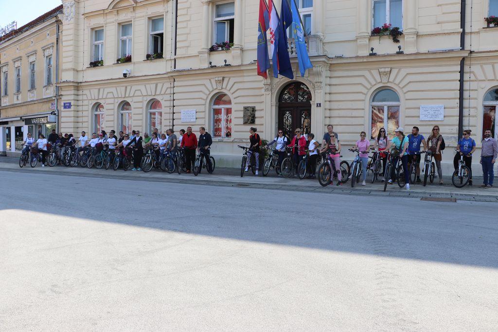 """Odvožena tradicionalna """"Gradska biciklijada"""" povodom Europskog tjedna mobilnosti"""