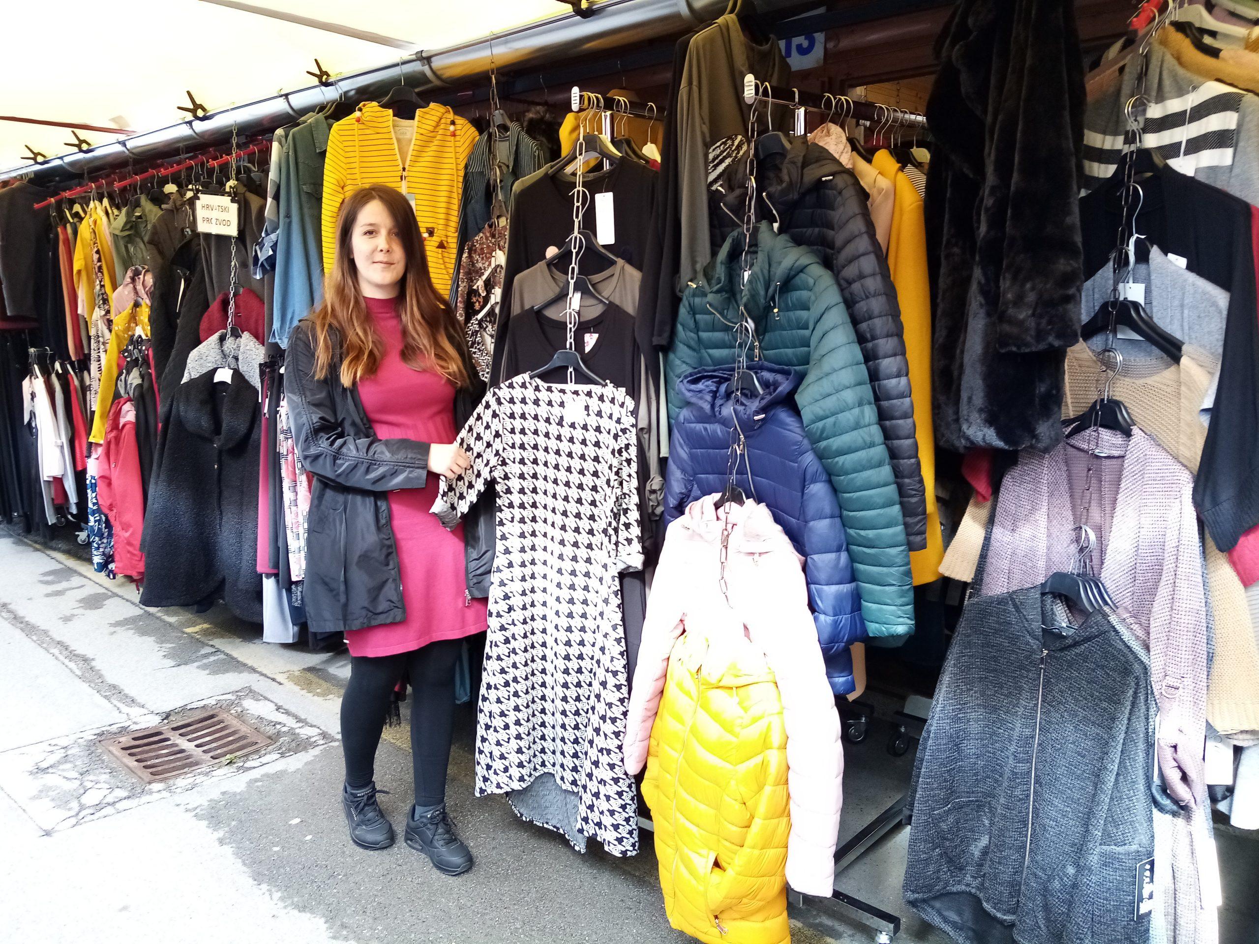 U Trgovačkom obrtu Nina pronađite odjeću hrvatske proizvodnje, a imaju i mogućnost kartičnog plaćanja