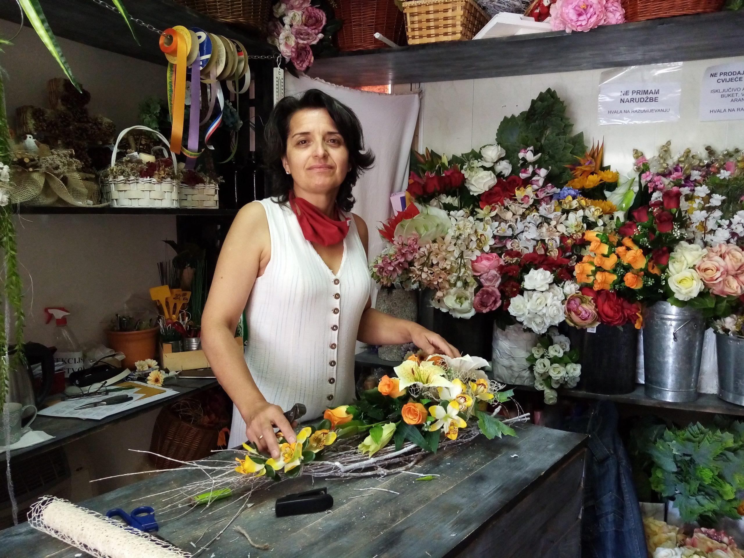 Cvjećarnica Pušlek nudi jedinstvene i kreativne aranžmane od suhog cvijeća