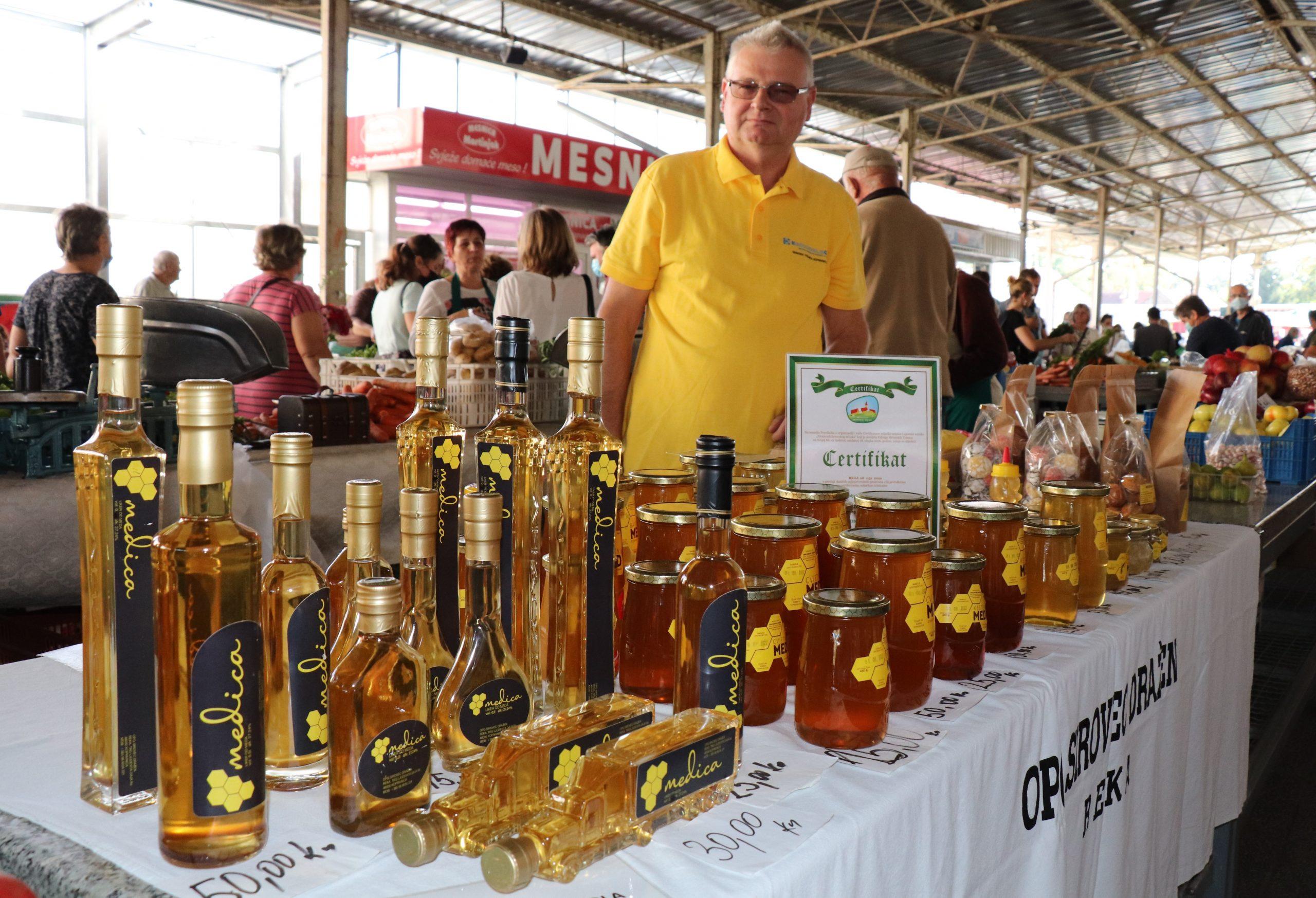 Pčelar Dražen Sirovec: Nema dobre medice bez pravog, kvalitetnog meda!