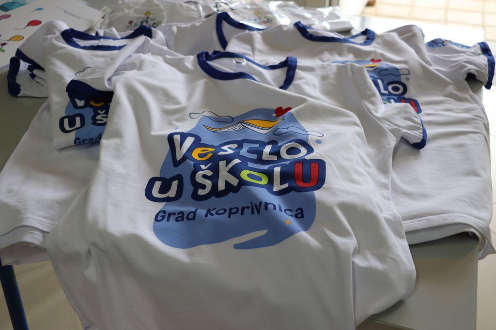 Dragi učenici, Grad Koprivnica i Komunalac žele vam uspješnu novu školsku godinu