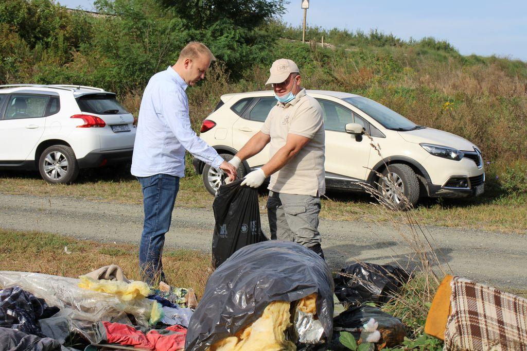 Održana akcija Zelena čistka, Koprivničanci zajedno čistili okoliš