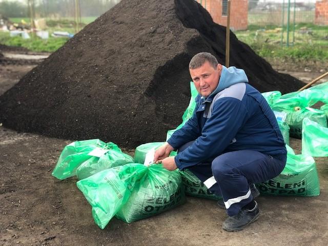 Vrijeme je za proljetnu sadnju, kompostom DomKo obogatite tlo u pravilnom omjeru