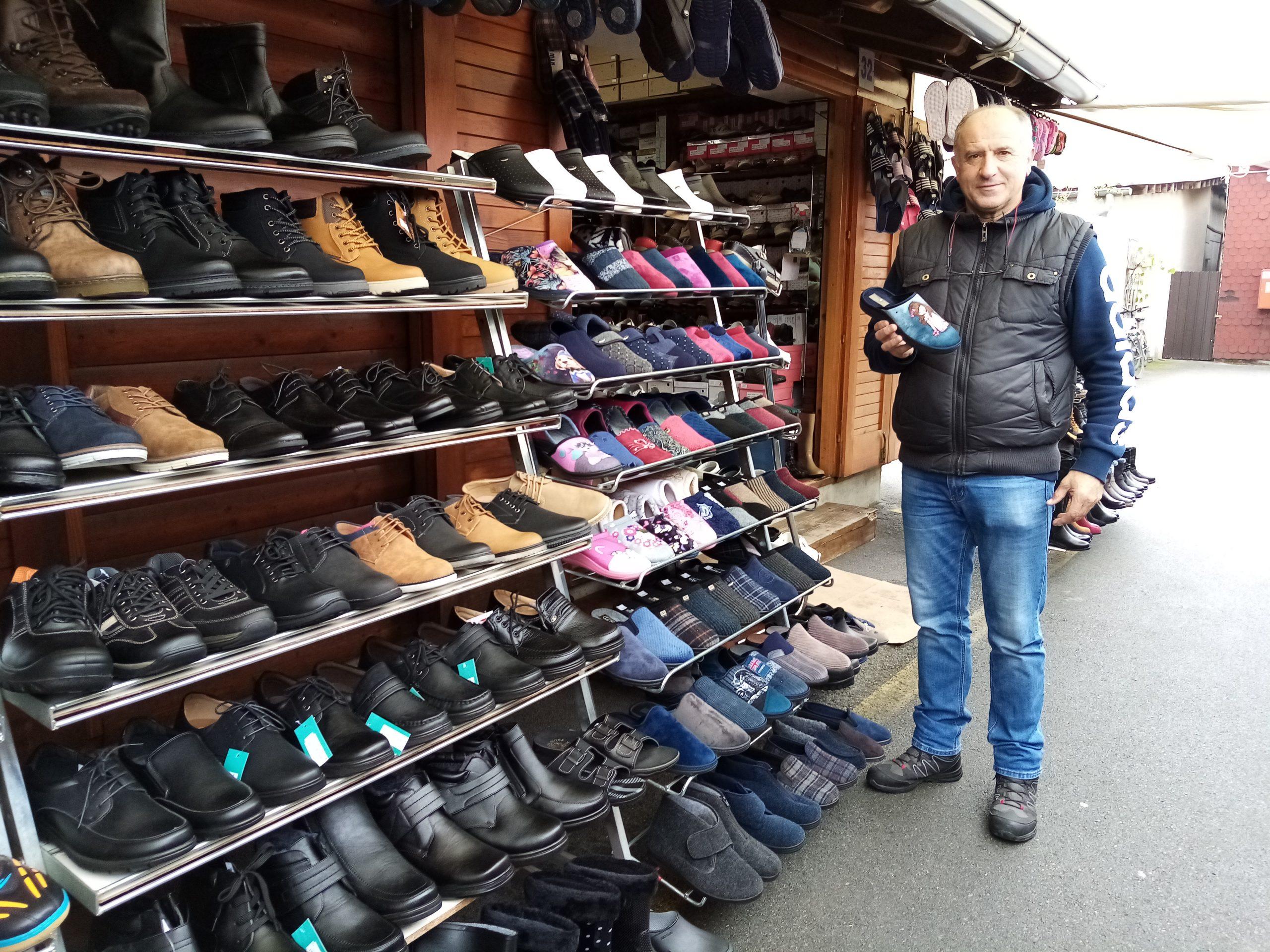 Kamo po odlične cipele za sve uzraste? U obrt Kiko na koprivničkom placu!