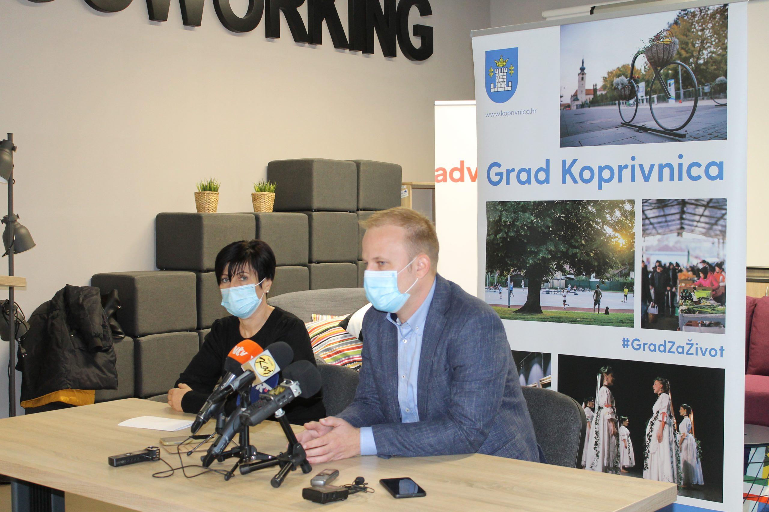 Grad Koprivnica u suradnji s Komunalcem najavio paket mjera za pomoć pogođenima korinakrizom