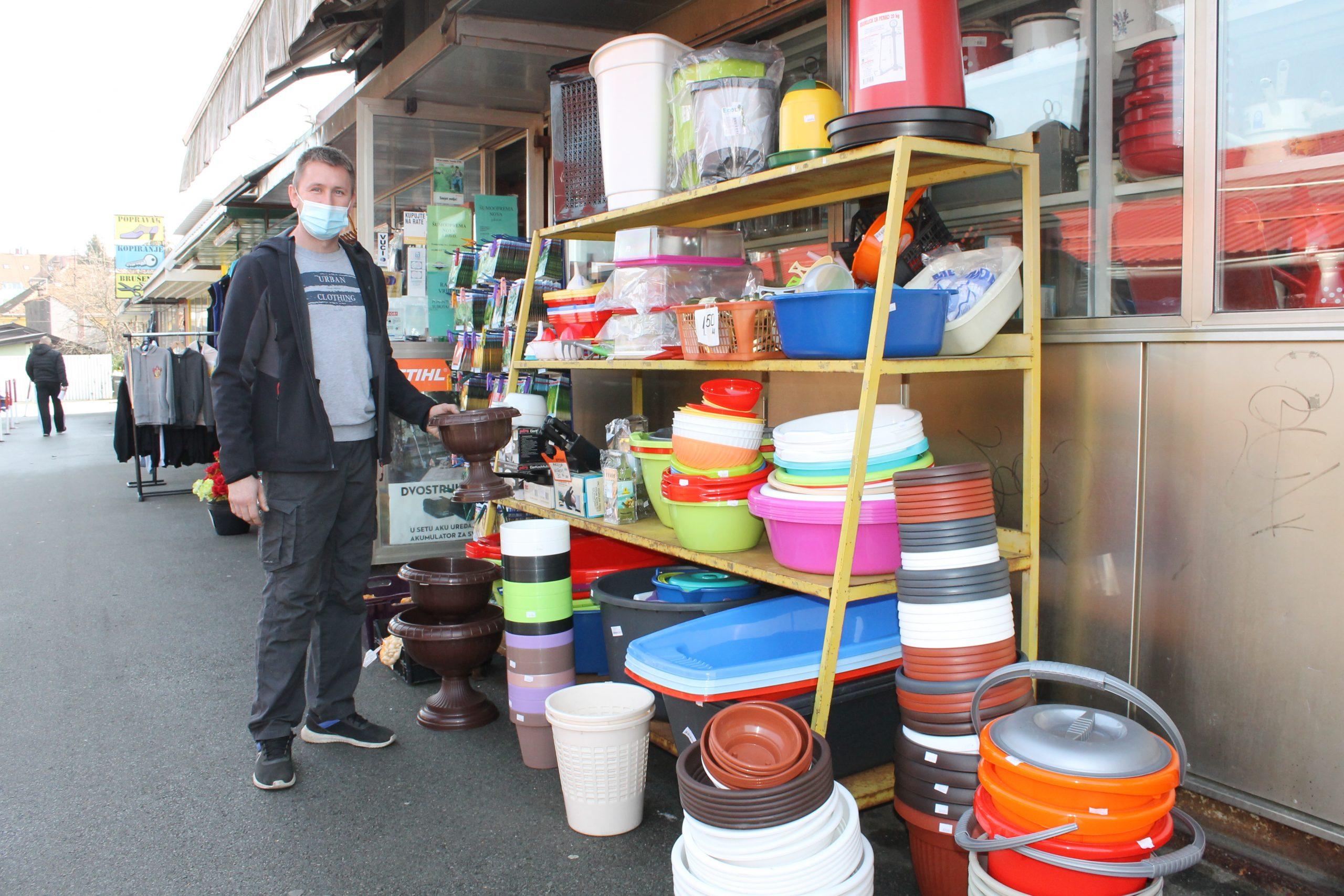 Šumooprema je na tržnici već više od 20 godina, njihovu bogatu ponudu prepoznali su brojni Podravci