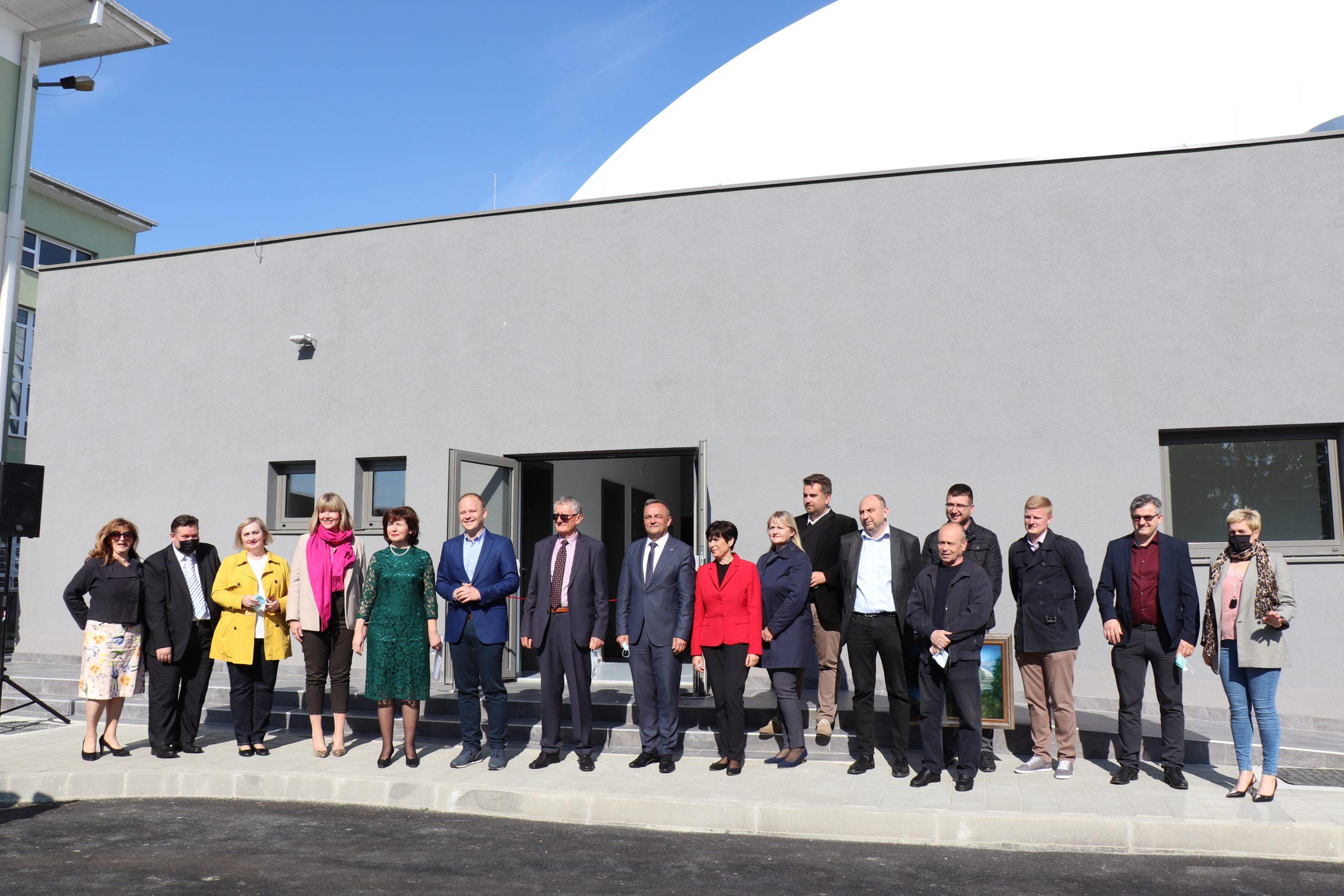 Otvorena nova sportska dvorana kod Osnovne škole Đuro Ester