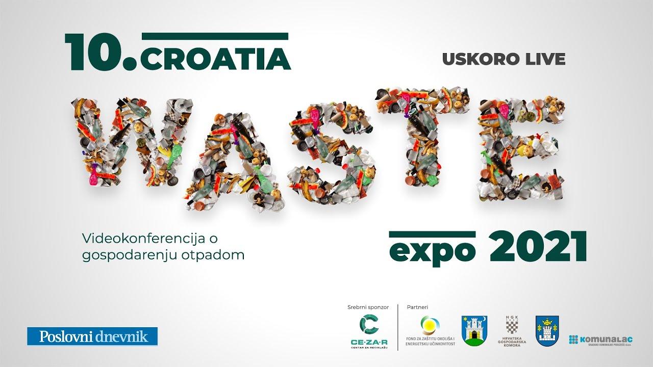 Grad Koprivnica kao primjer dobre prakse na 10. Croatia Waste Expo konferenciji