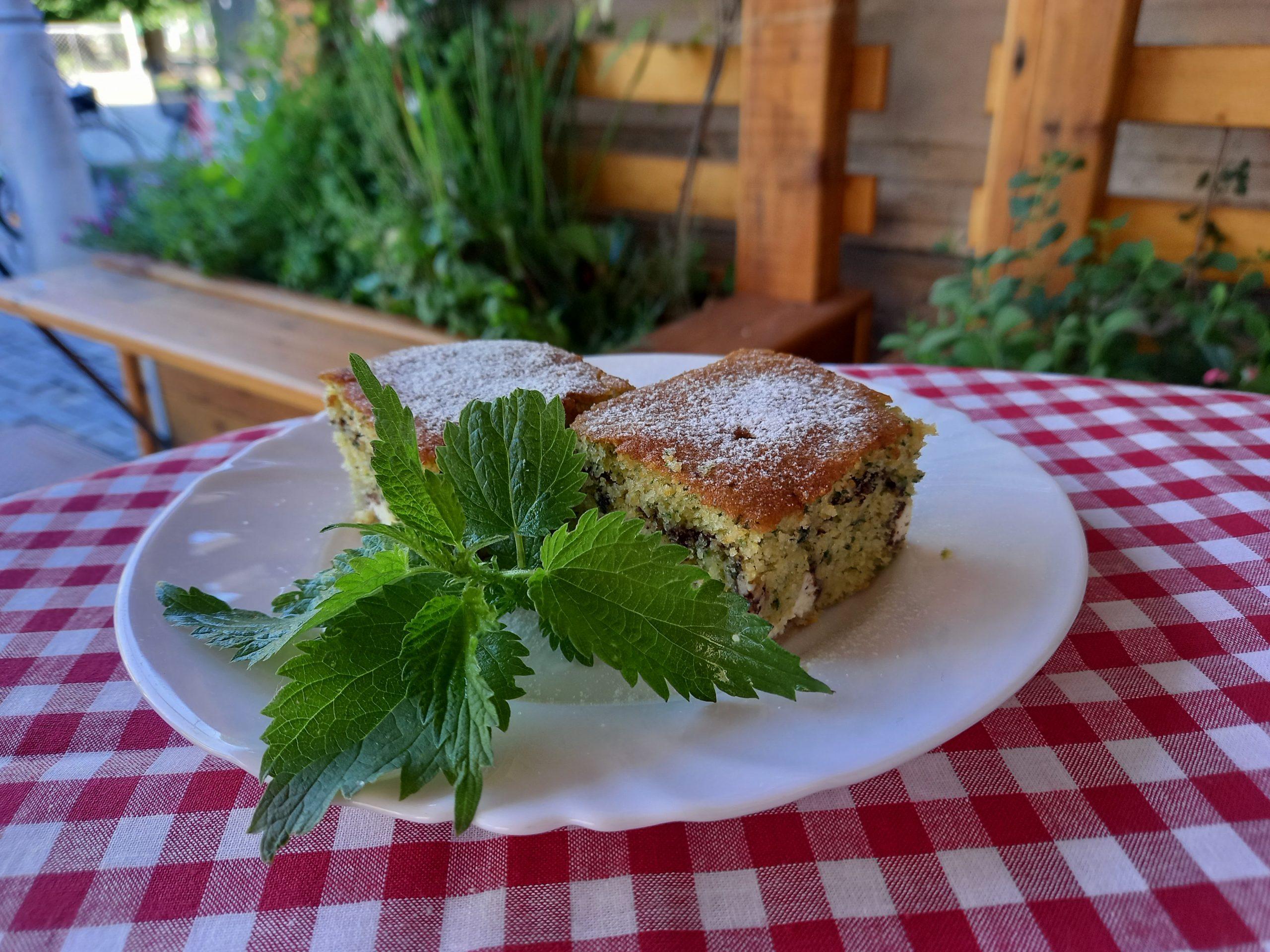 Zdravi obrok od Koprive u Smuteku na Podravskim motivima