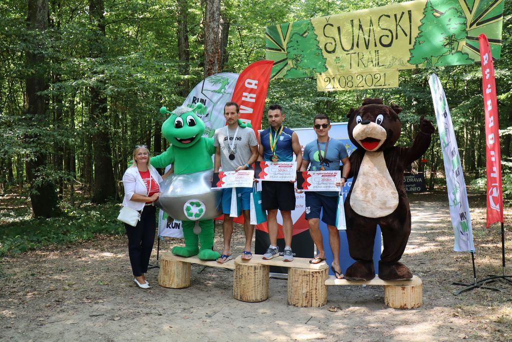 Komunalac podržao 1. Šumski trail