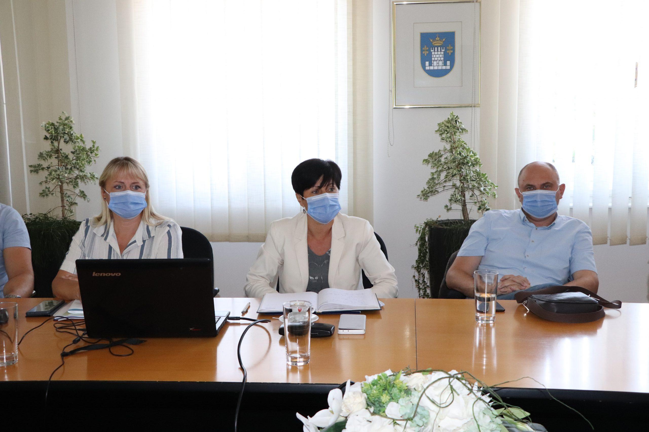 Održana sjednica savjeta za gospodarenje otpadom
