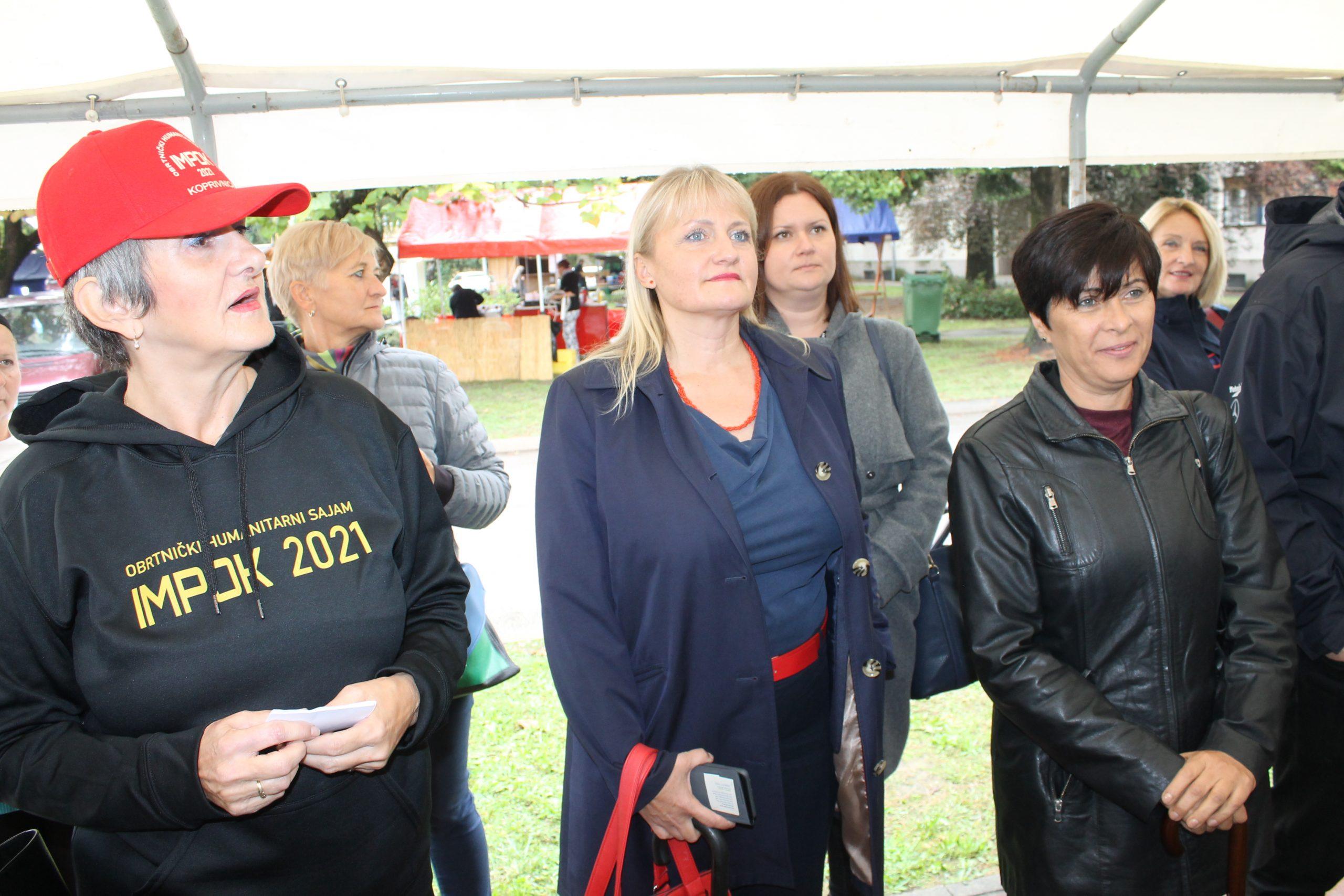 Komunalac sudjeluje na obrtničkom i humanitarnom sajmu IMPOK